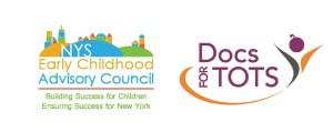 ECAC and Docs for Tots logo
