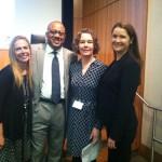Dr. Dina Lieser, Dr. George Askew, Dr. Elizabeth Isakson, and Dr. Rahill Briggs